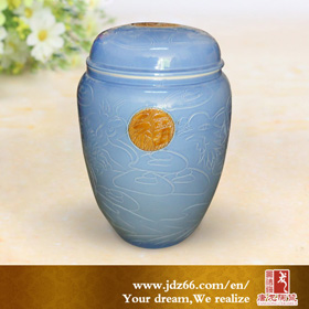 Urn made in china